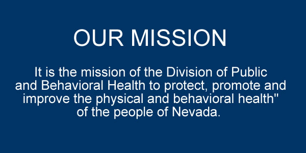 Division of Public and Behavioral Health Mission Statement
