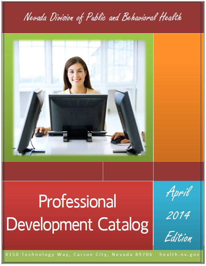 Professional Development Catalog