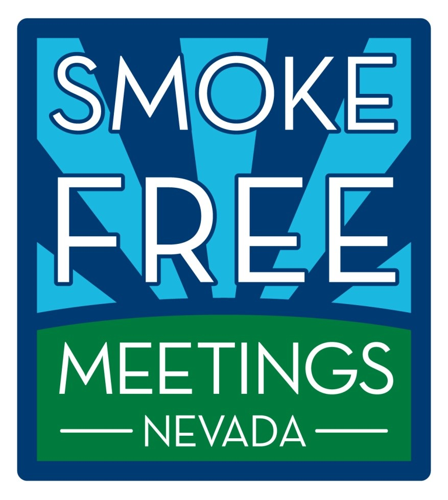 Smoke Free Meetings Badge