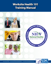 Worksite Health 101 Training Manual Cover