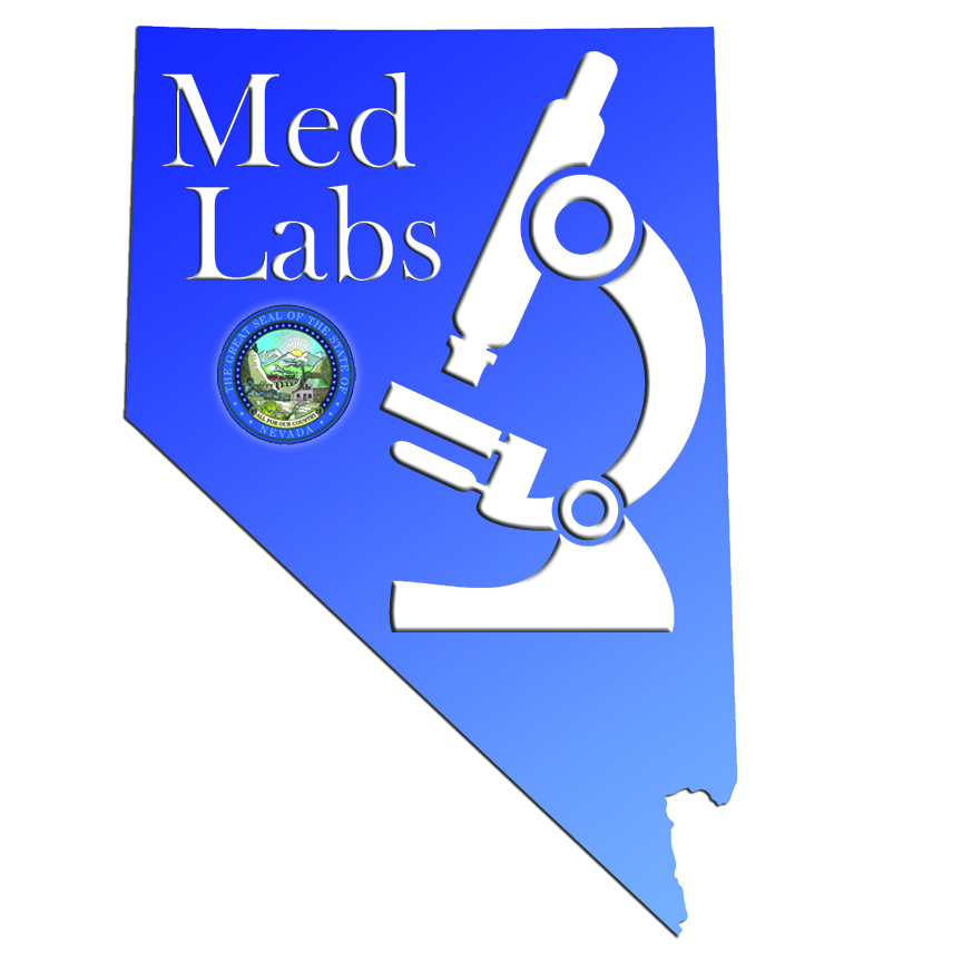 State of Nevada Medical Laboratory Service logo